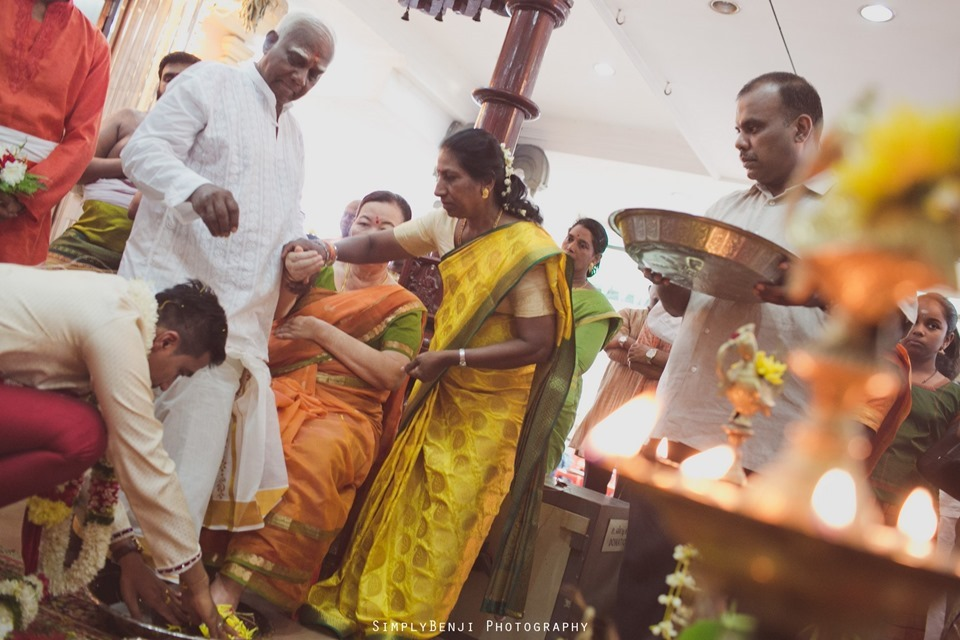 Tamil Wedding at Sri Anantha Vel Murugan Alayam Temple and Reception at Petaling Jaya Crystal Crown Hotel_KL Photographer_0093