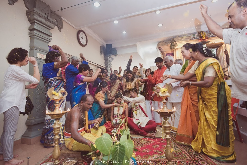 Tamil Wedding at Sri Anantha Vel Murugan Alayam Temple and Reception at Petaling Jaya Crystal Crown Hotel_KL Photographer_0097