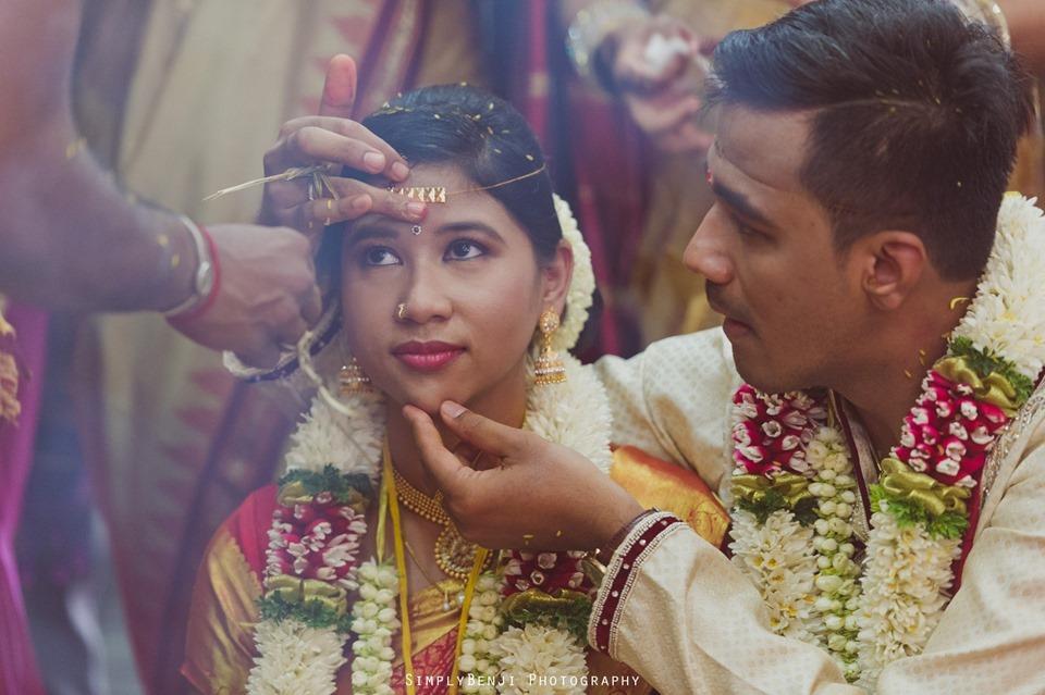 Tamil Wedding at Sri Anantha Vel Murugan Alayam Temple and Reception at Petaling Jaya Crystal Crown Hotel_KL Photographer_0100