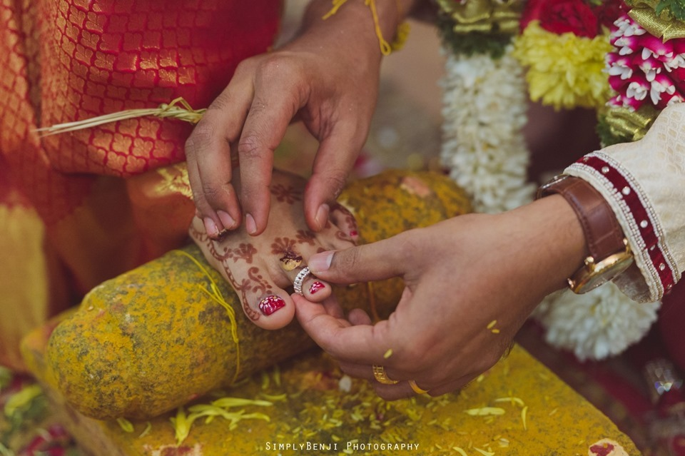 Tamil Wedding at Sri Anantha Vel Murugan Alayam Temple and Reception at Petaling Jaya Crystal Crown Hotel_KL Photographer_0106