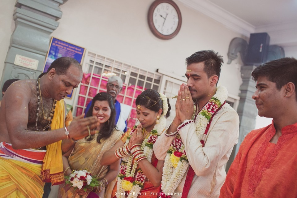 Tamil Wedding at Sri Anantha Vel Murugan Alayam Temple and Reception at Petaling Jaya Crystal Crown Hotel_KL Photographer_0107
