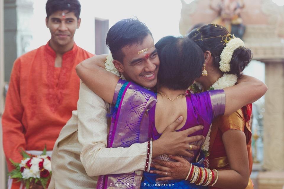 Tamil Wedding at Sri Anantha Vel Murugan Alayam Temple and Reception at Petaling Jaya Crystal Crown Hotel_KL Photographer_0116