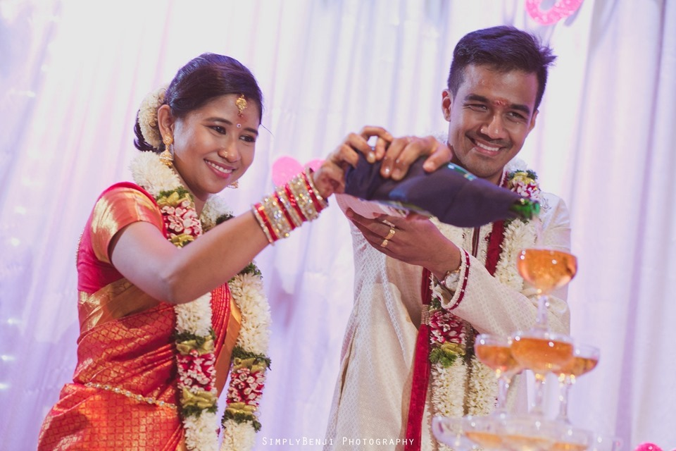 Tamil Wedding at Sri Anantha Vel Murugan Alayam Temple and Reception at Petaling Jaya Crystal Crown Hotel_KL Photographer_0151