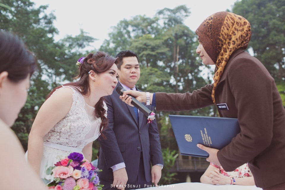 Kuala Lumpur ROM  Ceremony and Wedding Reception at Gita Bayu Serdang_102