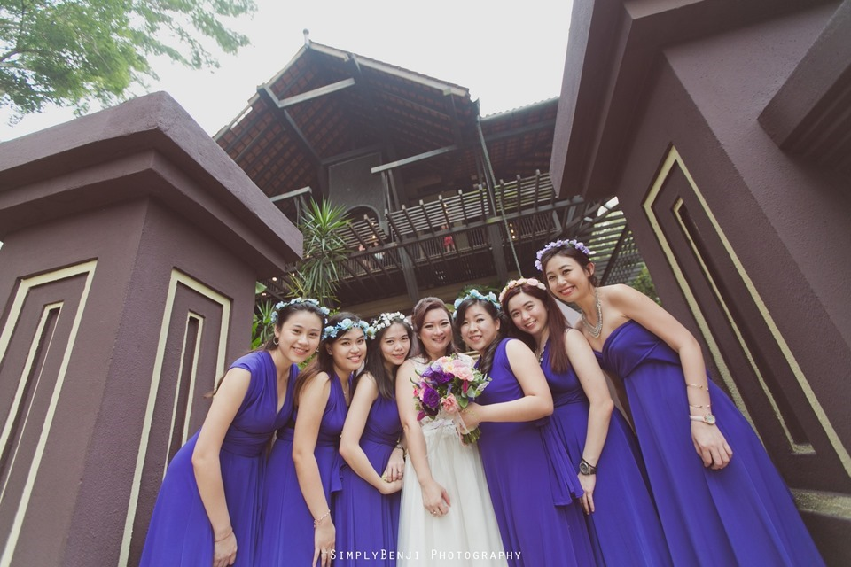 Kuala Lumpur ROM  Ceremony and Wedding Reception at Gita Bayu Serdang_180