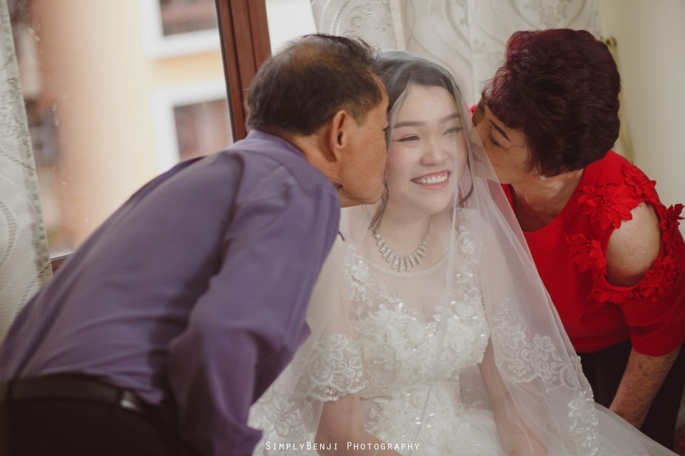 Chinese Wedding Gate Crashing Palm Spring Condo Damansara Petaling Jaya Reception Oriental Pearl Bukit Kiara Golf Club _KL Photographer_015