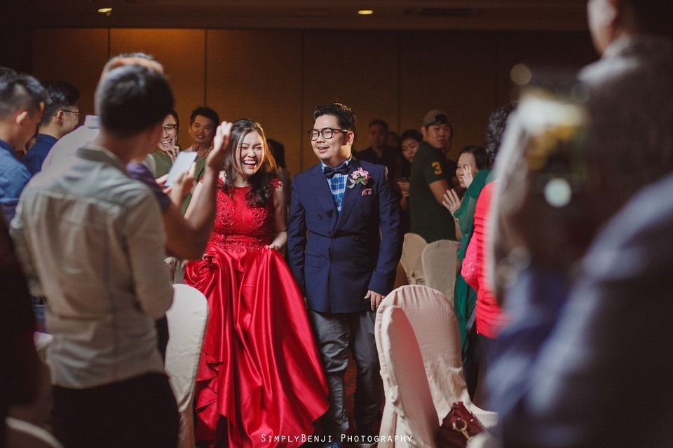 Chinese Wedding Gate Crashing Palm Spring Condo Damansara Petaling Jaya Reception Oriental Pearl Bukit Kiara Golf Club _KL Photographer_025