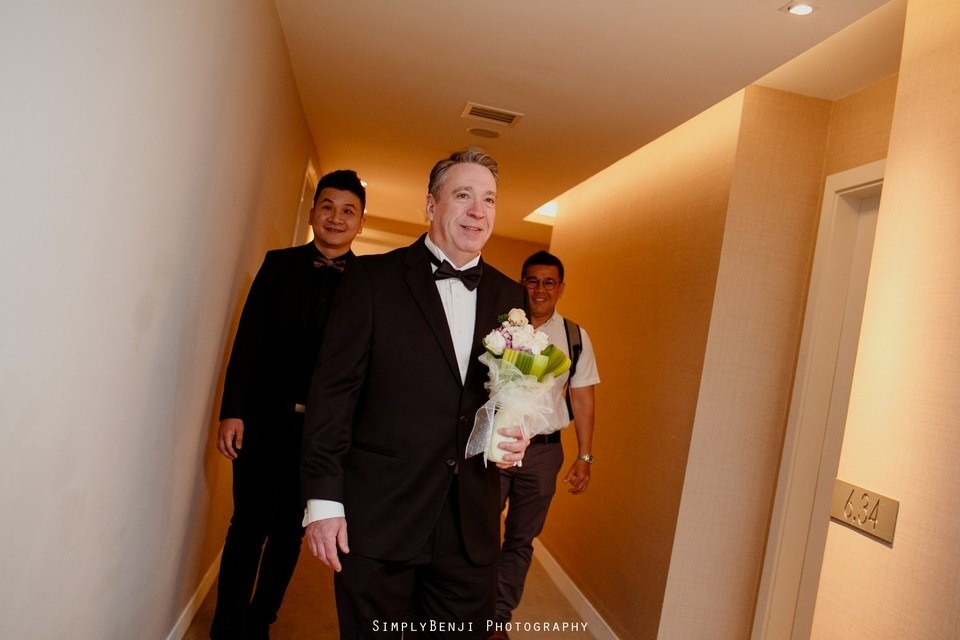 Christian Wedding Ceremony Garden Wedding Ciao Ristorante Deco Reception _KL Photographer_001