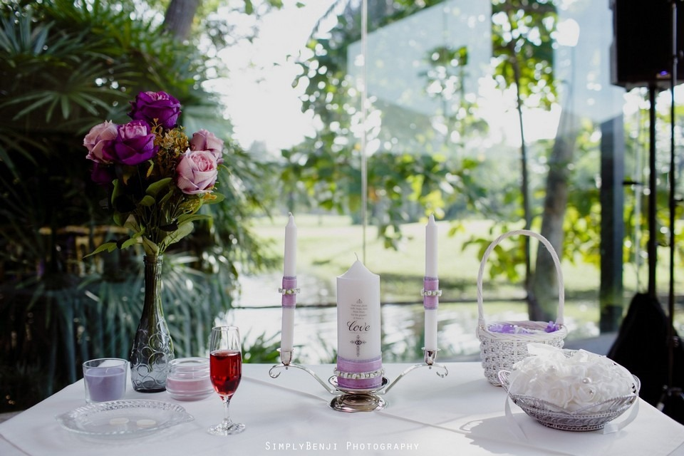 Christian Wedding Ceremony Garden Wedding Ciao Ristorante Deco Reception _KL Photographer_003