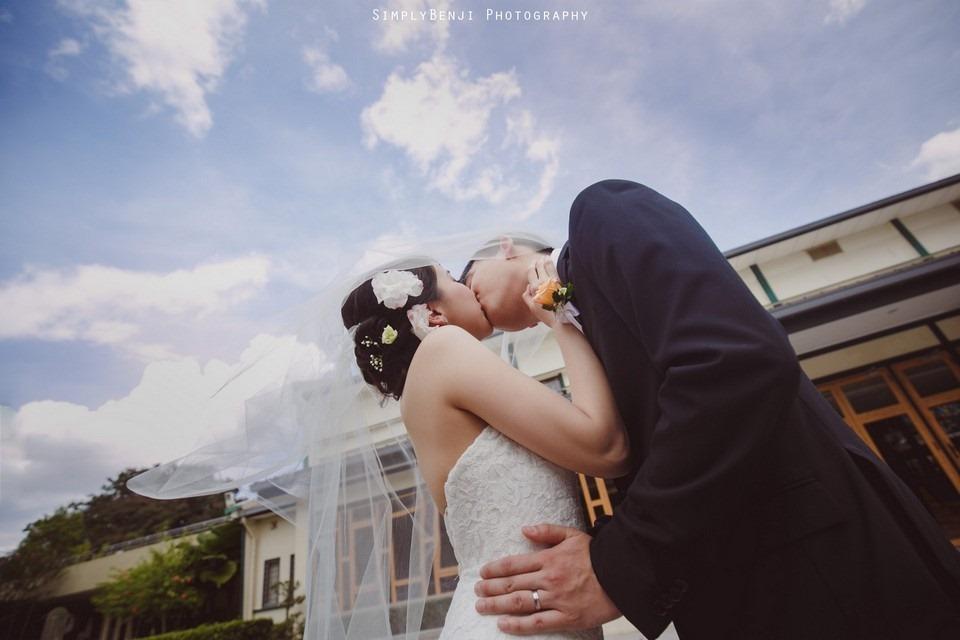 Church Wedding Ceremony Petaling Jaya St. Francis Xavier's SFX and Renaissance Hotel KL _KL Photographer_032