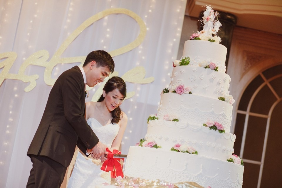 Church Wedding Ceremony Petaling Jaya St. Francis Xavier's SFX and Renaissance Hotel KL _KL Photographer_036