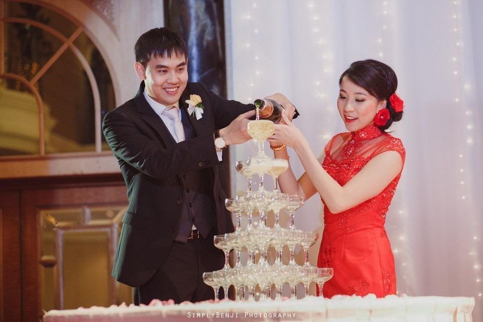 Church Wedding Ceremony Petaling Jaya St. Francis Xavier's SFX and Renaissance Hotel KL _KL Photographer_040