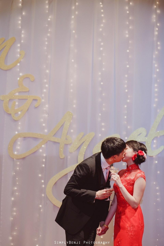 Church Wedding Ceremony Petaling Jaya St. Francis Xavier's SFX and Renaissance Hotel KL _KL Photographer_041