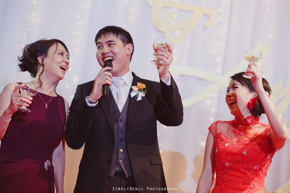 Church Wedding Ceremony Petaling Jaya St. Francis Xavier's SFX and Renaissance Hotel KL _KL Photographer_042