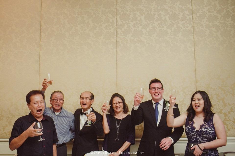 Church Wedding Ceremony Petaling Jaya St. Francis Xavier's SFX and Renaissance Hotel KL _KL Photographer_043