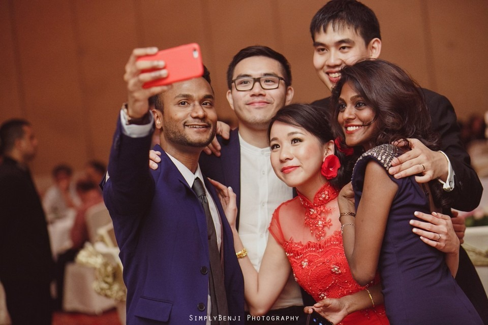 Church Wedding Ceremony Petaling Jaya St. Francis Xavier's SFX and Renaissance Hotel KL _KL Photographer_044