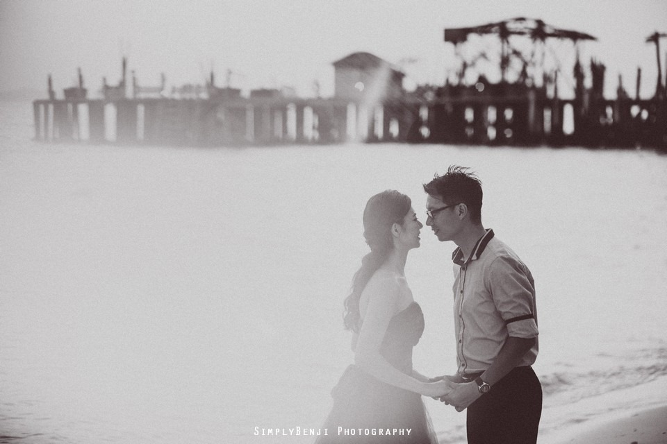 Pre-wedding at Pulau Rawa_KL Photographer_008