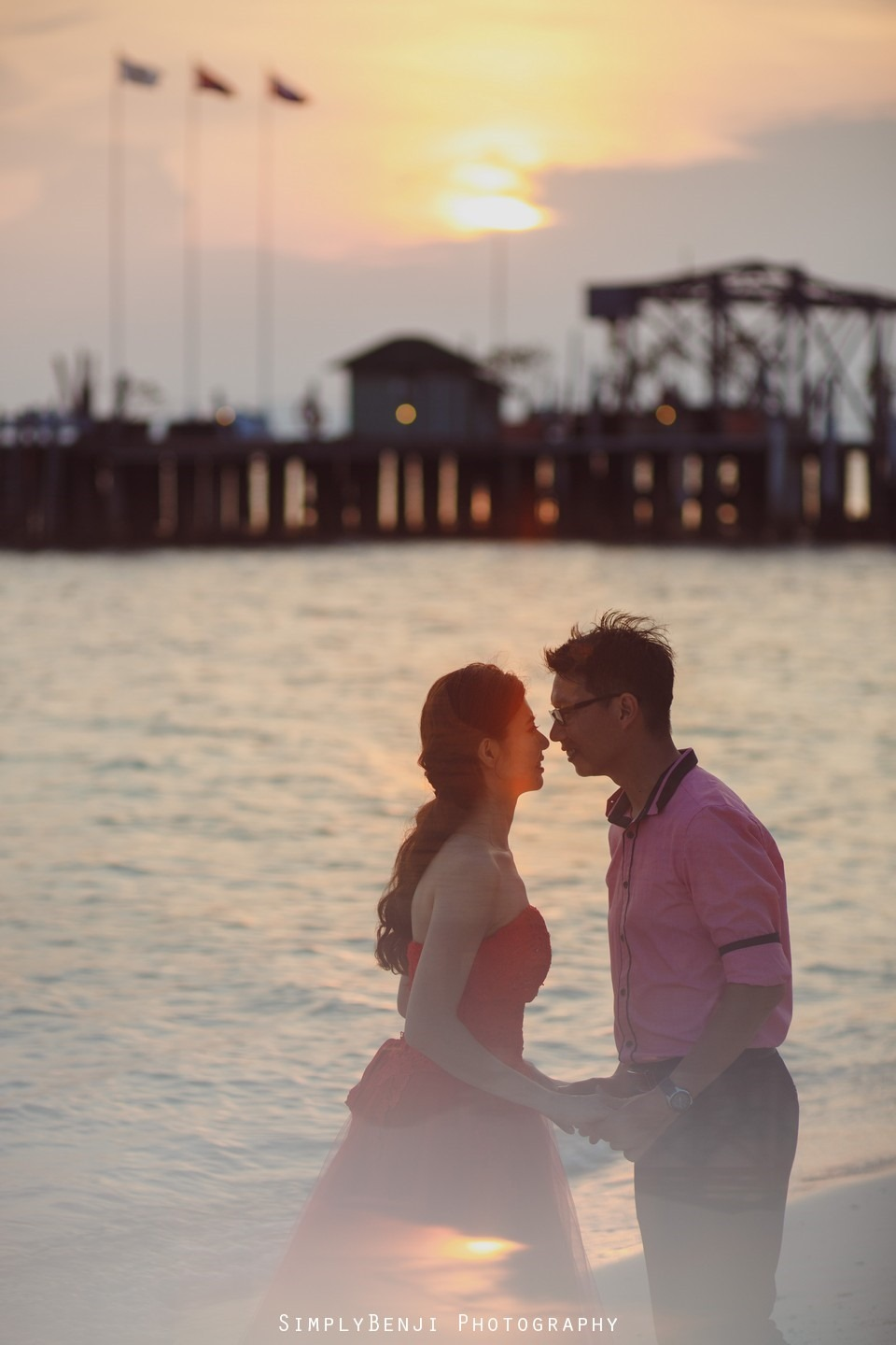 Pre-wedding at Pulau Rawa_KL Photographer_009