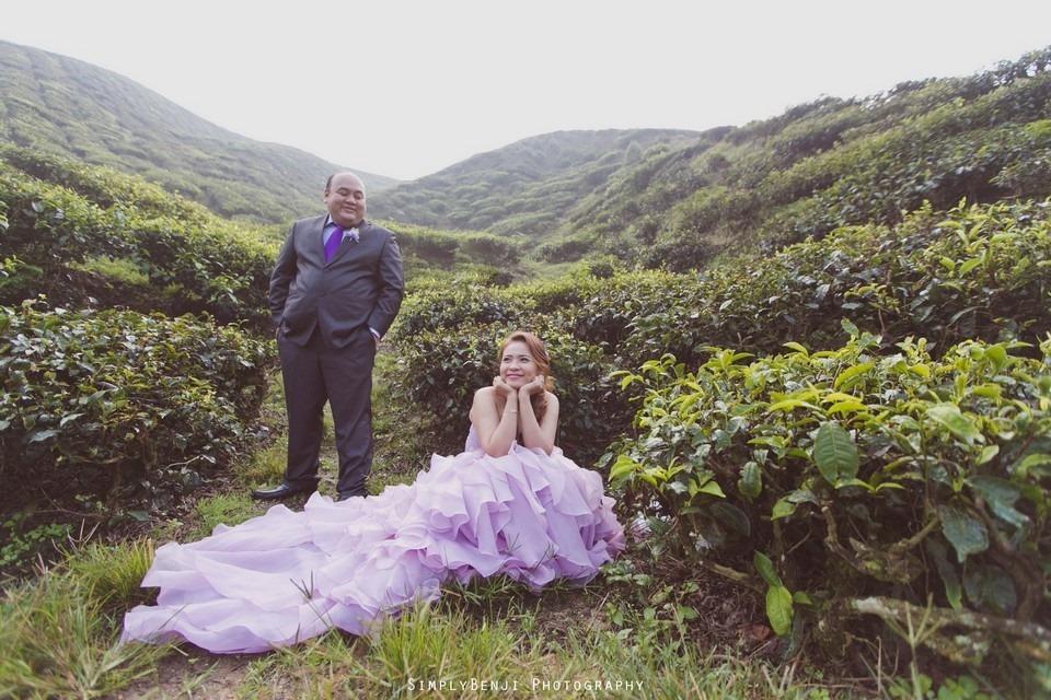 Pre-Wedding Freelance Destination Boh Tea Farm Copthorne Hotel Cameron Highlands _KL Photographer_003