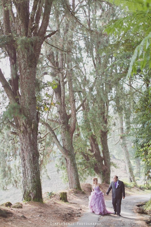Pre-Wedding Freelance Destination Boh Tea Farm Copthorne Hotel Cameron Highlands _KL Photographer_011