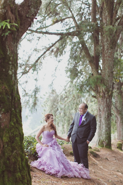 Pre-Wedding Freelance Destination Boh Tea Farm Copthorne Hotel Cameron Highlands _KL Photographer_012