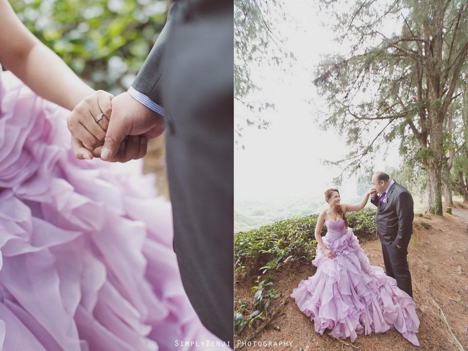 Pre-Wedding Freelance Destination Boh Tea Farm Copthorne Hotel Cameron Highlands _KL Photographer_014