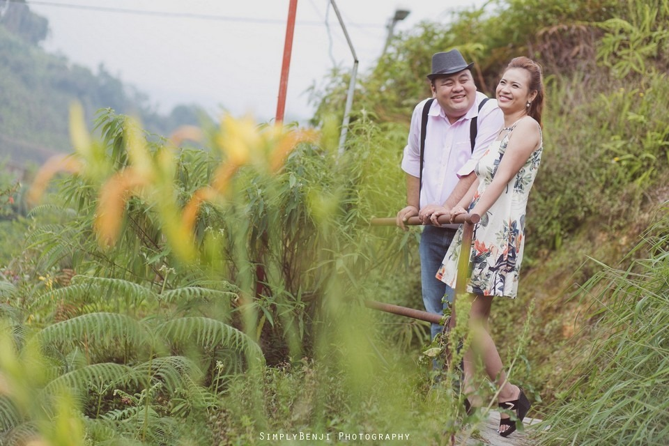 Pre-Wedding Freelance Destination Boh Tea Farm Copthorne Hotel Cameron Highlands _KL Photographer_027