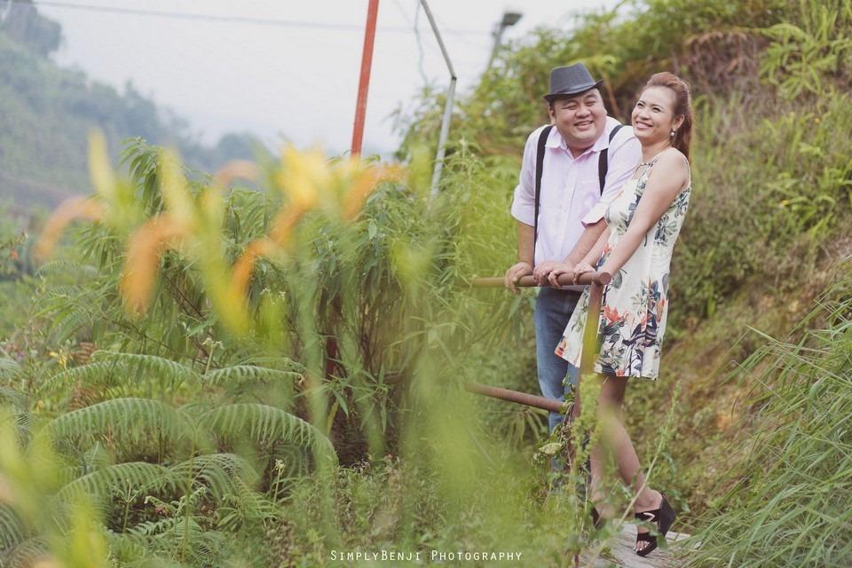 Pre-Wedding Freelance Destination Boh Tea Farm Copthorne Hotel Cameron Highlands _KL Photographer_027