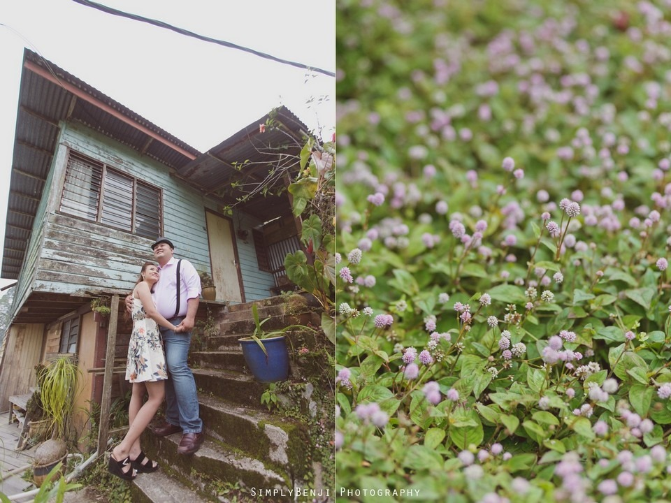 Pre-Wedding Freelance Destination Boh Tea Farm Copthorne Hotel Cameron Highlands _KL Photographer_028