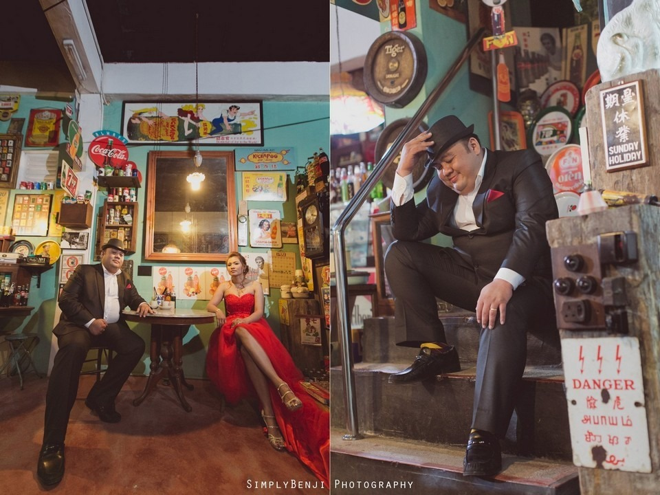 Pre-Wedding Freelance Destination Boh Tea Farm Copthorne Hotel Cameron Highlands _KL Photographer_038