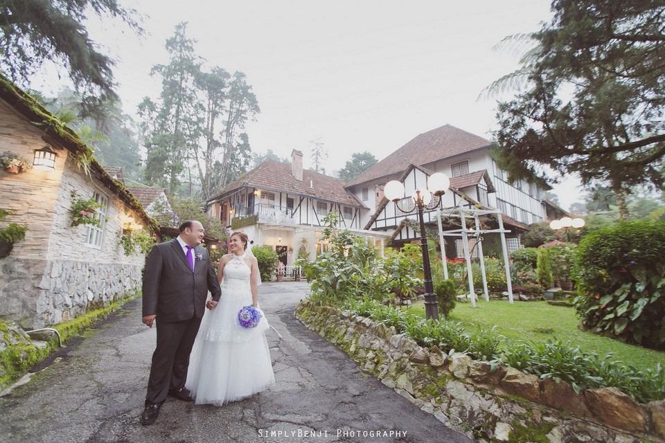 Pre-Wedding Freelance Destination Boh Tea Farm Copthorne Hotel Cameron Highlands _KL Photographer_043