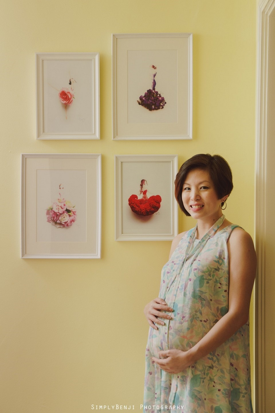 Pregnancy Portrait Singapore _KL Photographer_001