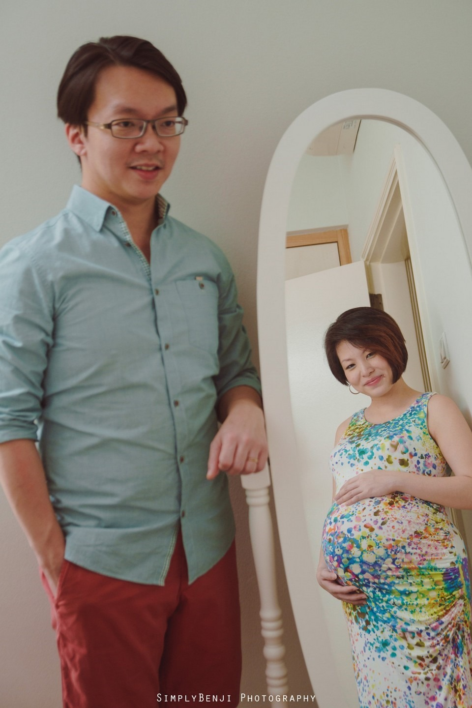Pregnancy Portrait Singapore _KL Photographer_002
