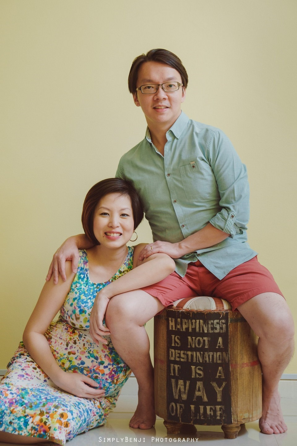 Pregnancy Portrait Singapore _KL Photographer_005