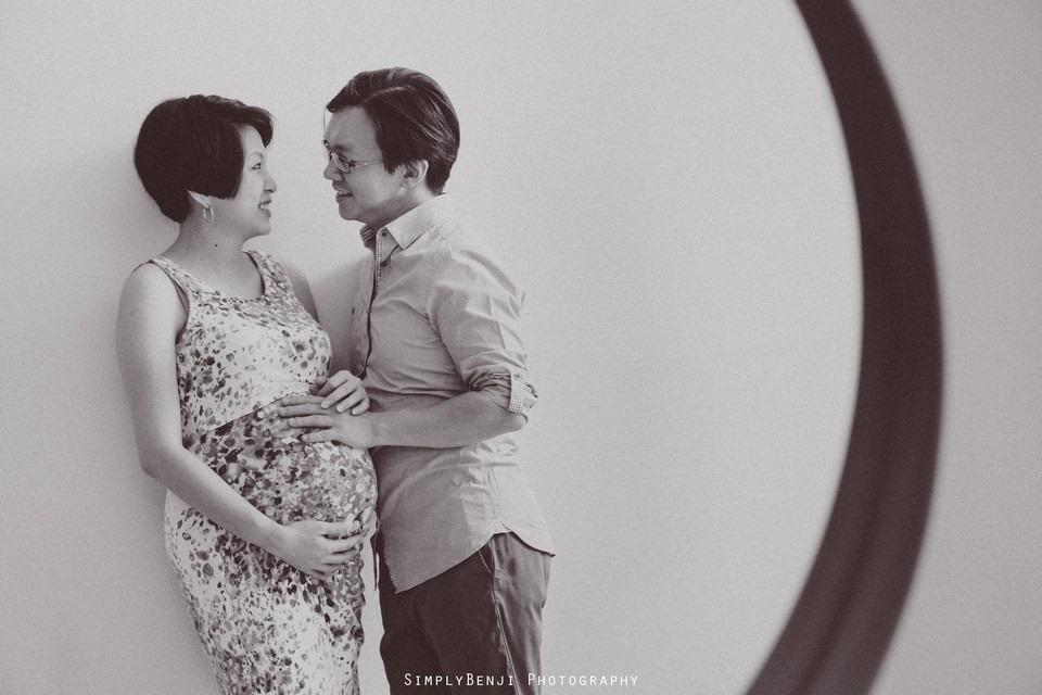Pregnancy Portrait Singapore _KL Photographer_009