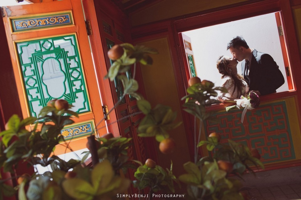 ROM Thean Hou Temple Engagement Portrait _KL Photographer_016