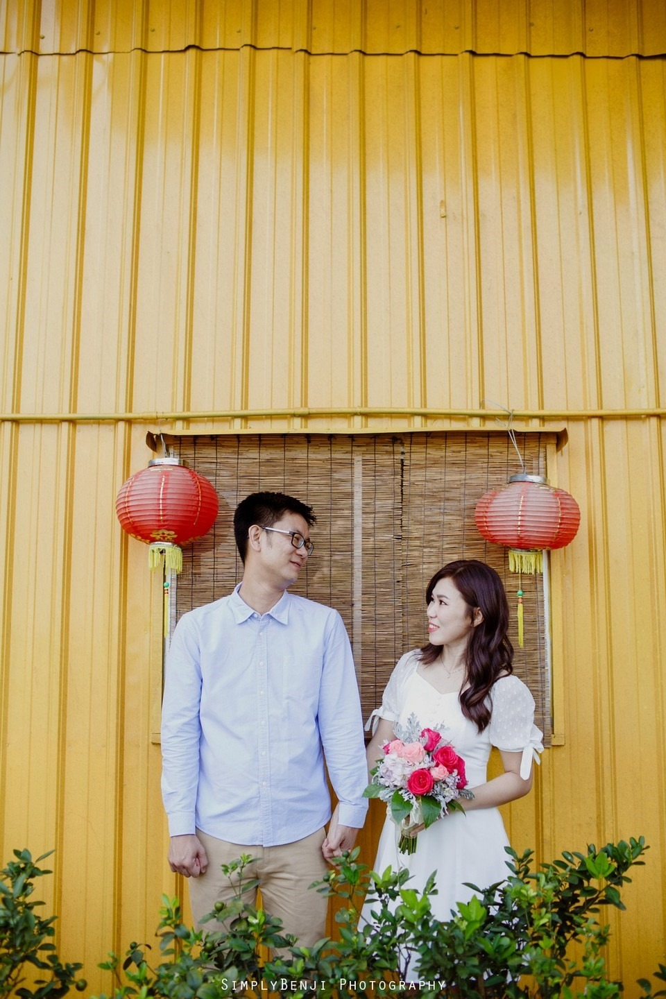 ROM Thean Hou Temple Engagement Portrait _KL Wedding Photographer Malaysia_002