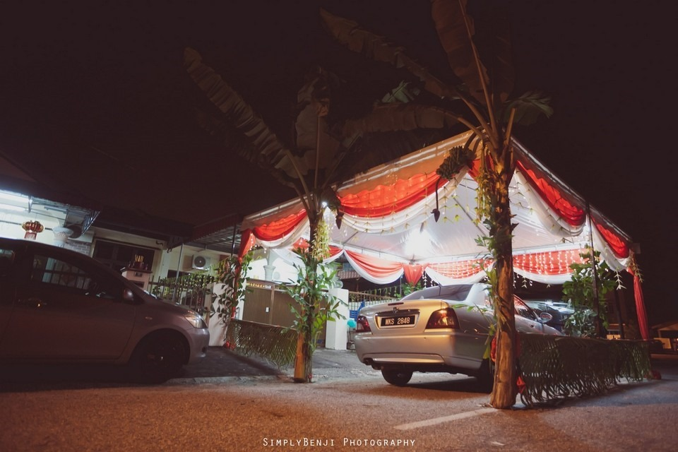 Tamil Hindu Wedding Ceremony at Railway Maha Ganapathy Temple and Reception at Adonis Bridal Ipoh_KL Photographer_004