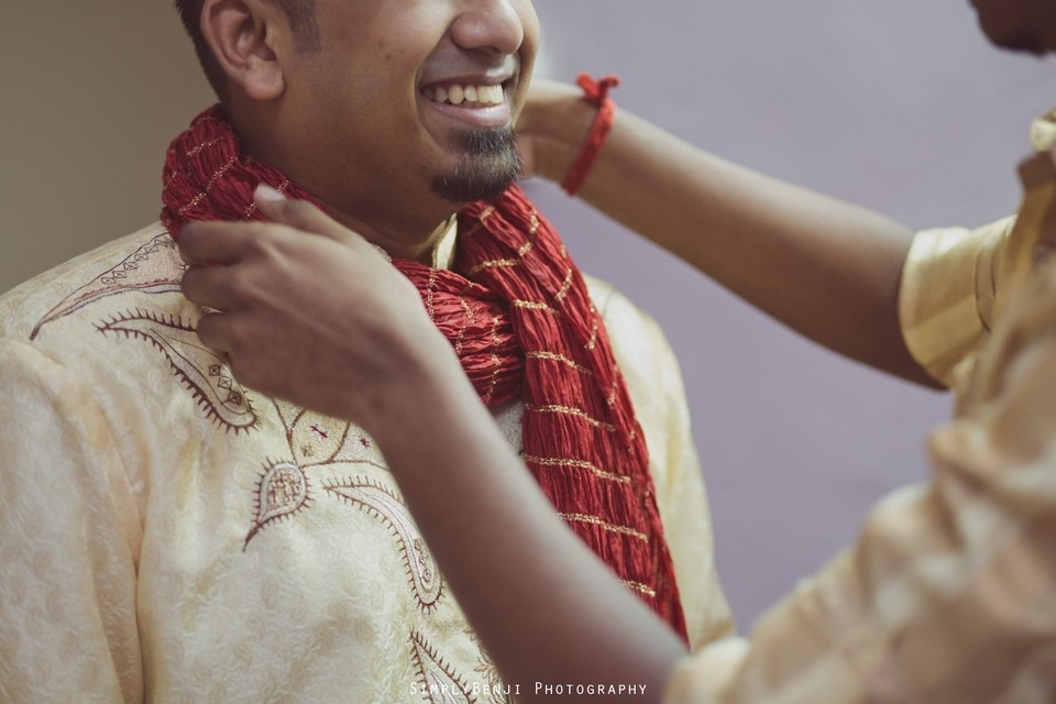 Tamil Hindu Wedding Ceremony at Railway Maha Ganapathy Temple and Reception at Adonis Bridal Ipoh_KL Photographer_027