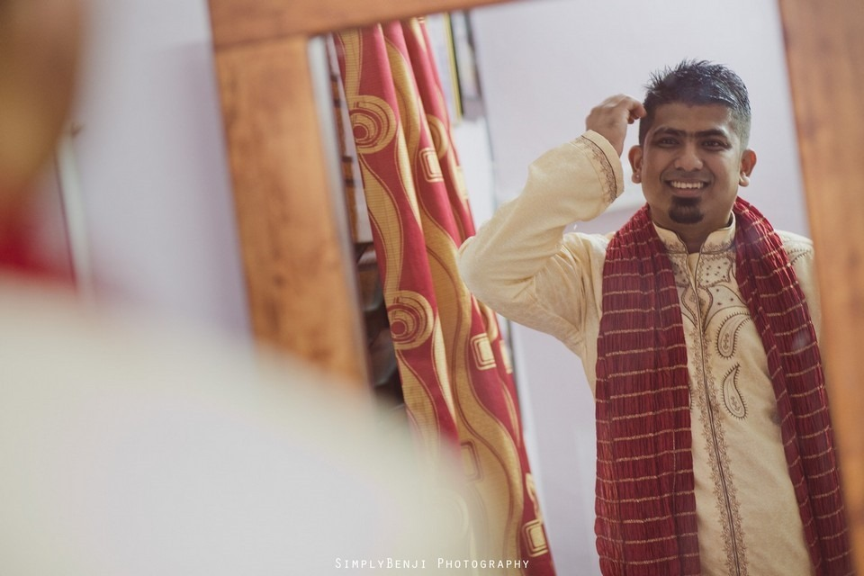 Tamil Hindu Wedding Ceremony at Railway Maha Ganapathy Temple and Reception at Adonis Bridal Ipoh_KL Photographer_031