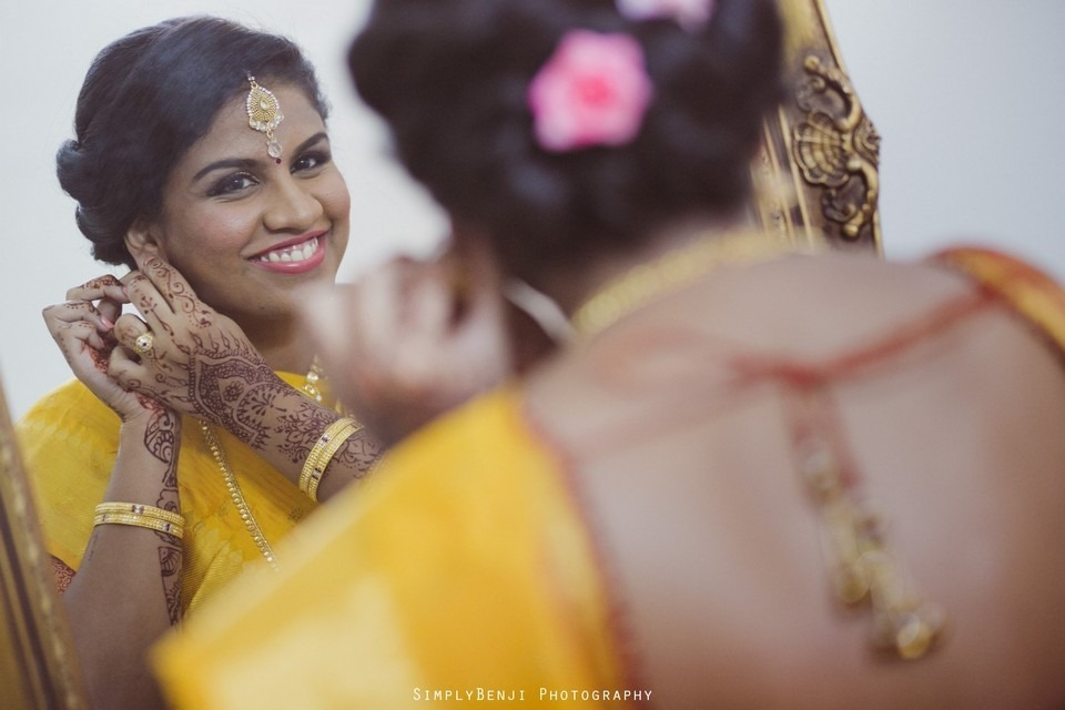 Tamil Hindu Wedding Ceremony at Railway Maha Ganapathy Temple and Reception at Adonis Bridal Ipoh_KL Photographer_035