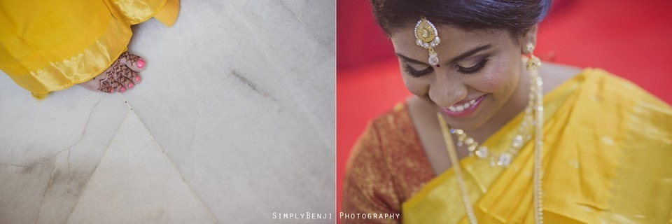 Tamil Hindu Wedding Ceremony at Railway Maha Ganapathy Temple and Reception at Adonis Bridal Ipoh_KL Photographer_037