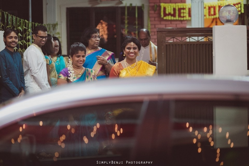 Tamil Hindu Wedding Ceremony at Railway Maha Ganapathy Temple and Reception at Adonis Bridal Ipoh_KL Photographer_048