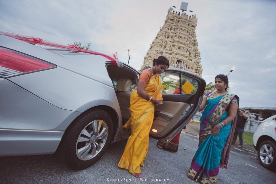 Tamil Hindu Wedding Ceremony at Railway Maha Ganapathy Temple and Reception at Adonis Bridal Ipoh_KL Photographer_052