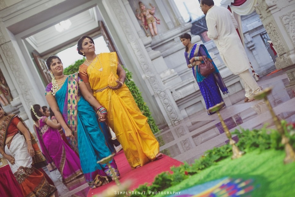 Tamil Hindu Wedding Ceremony at Railway Maha Ganapathy Temple and Reception at Adonis Bridal Ipoh_KL Photographer_053