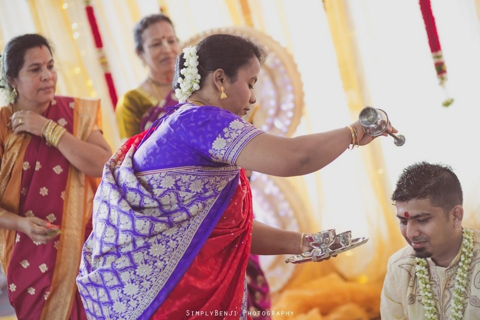 Tamil Hindu Wedding Ceremony at Railway Maha Ganapathy Temple and Reception at Adonis Bridal Ipoh_KL Photographer_109