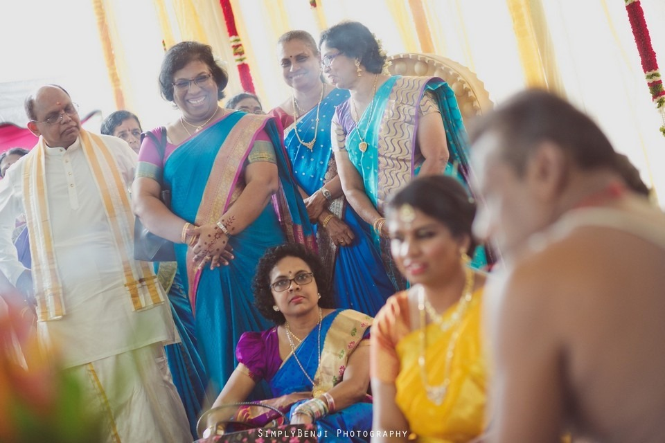 Tamil Hindu Wedding Ceremony at Railway Maha Ganapathy Temple and Reception at Adonis Bridal Ipoh_KL Photographer_124