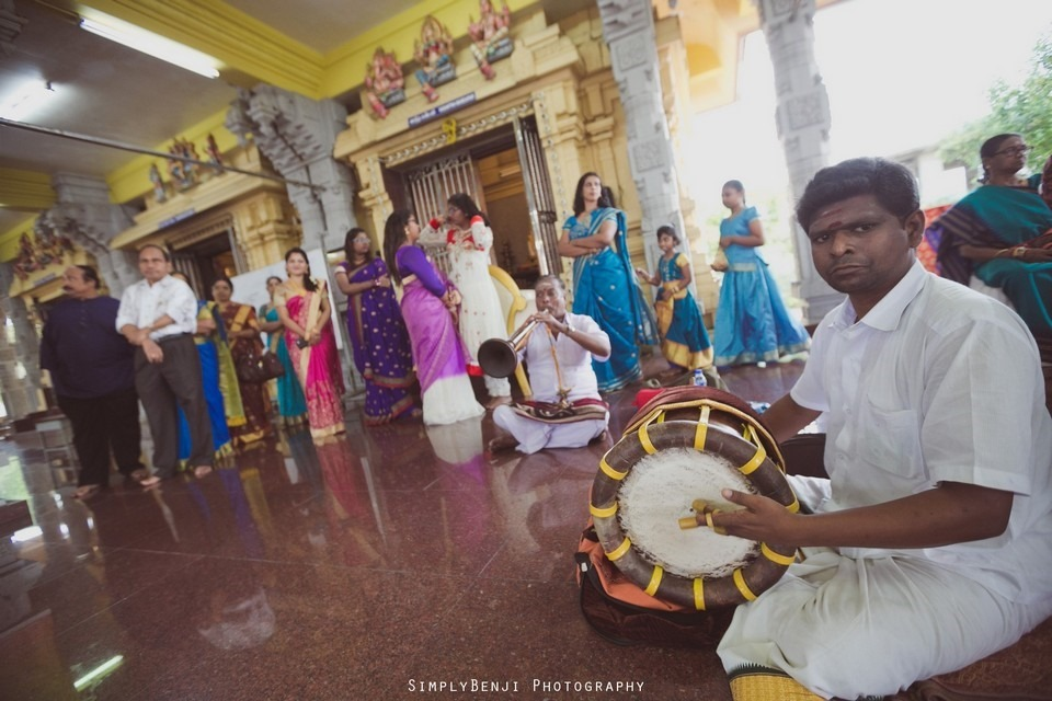 Tamil Hindu Wedding Ceremony at Railway Maha Ganapathy Temple and Reception at Adonis Bridal Ipoh_KL Photographer_127