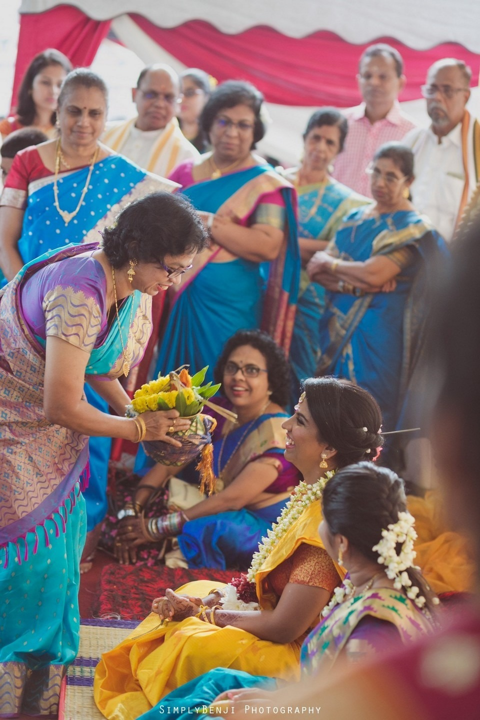 Tamil Hindu Wedding Ceremony at Railway Maha Ganapathy Temple and Reception at Adonis Bridal Ipoh_KL Photographer_137