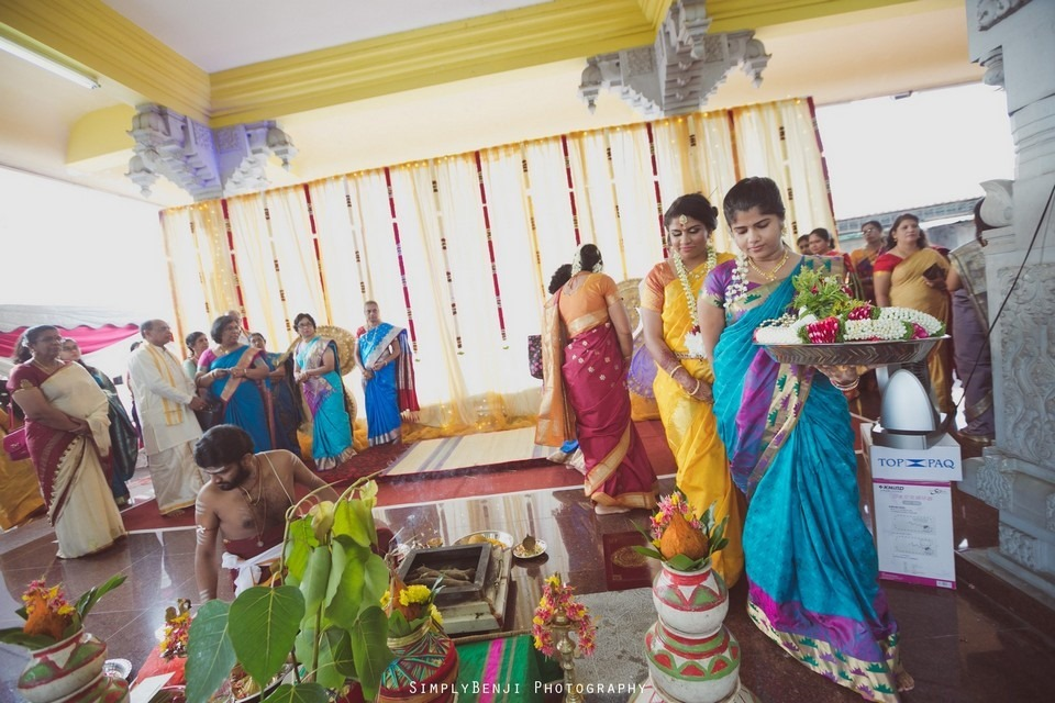 Tamil Hindu Wedding Ceremony at Railway Maha Ganapathy Temple and Reception at Adonis Bridal Ipoh_KL Photographer_140